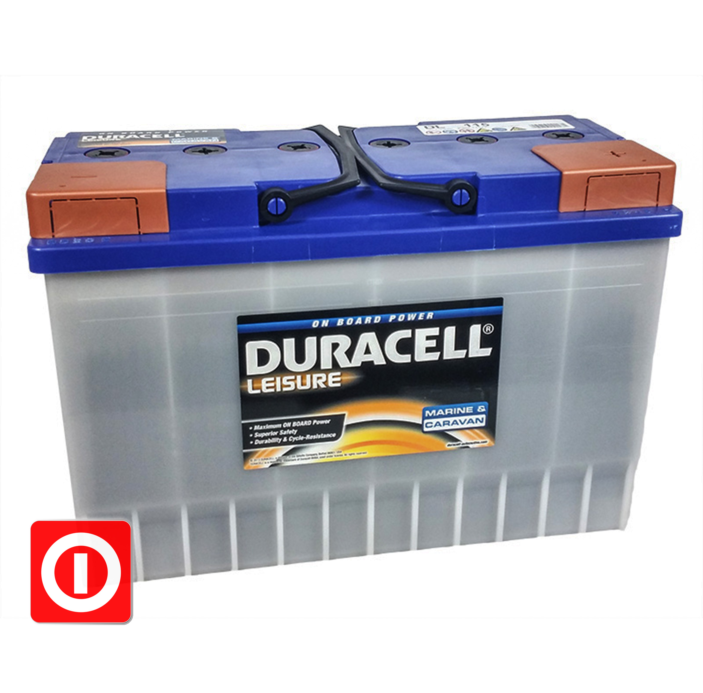 duracell leisure line