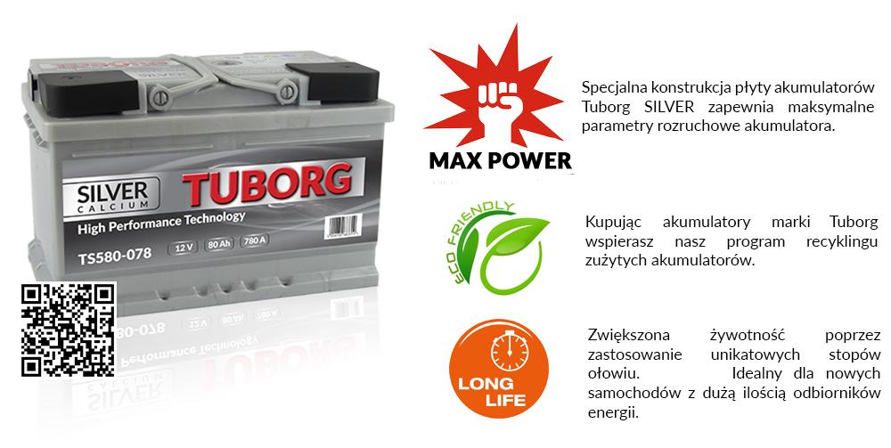 akumulator tuborg silver
