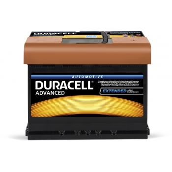 Akumulator Duracell Advanced 60Ah 600A