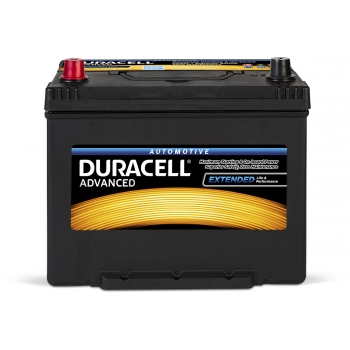 Akumulator Duracell Advanced Azja 70Ah 650A L+