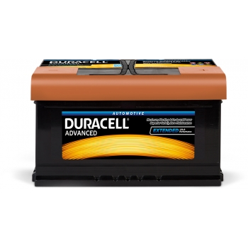 Akumulator Duracell Advanced 80Ah 750A