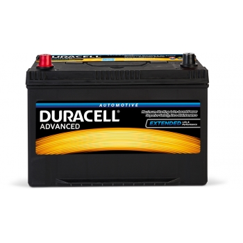 Akumulator Duracell Advanced Azja 95Ah 780A